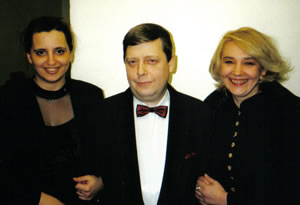 Igor Lasko with students